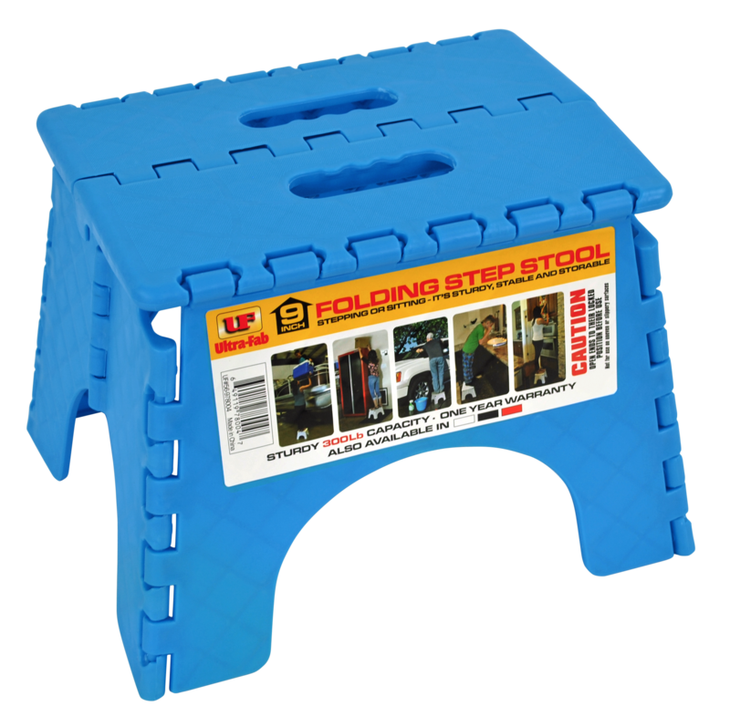 Step Stool - 9 Inch