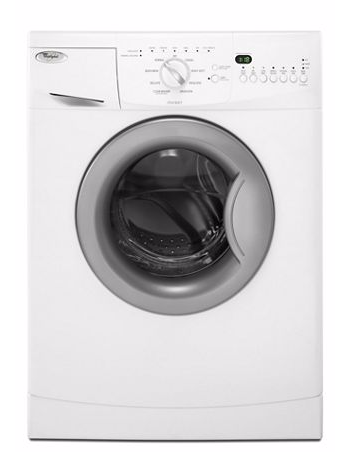 Whirlpool Stacking Washer - Front Load - Time Remaining Display