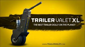 Trailer Valet XL Series Trailer Tongue Mount