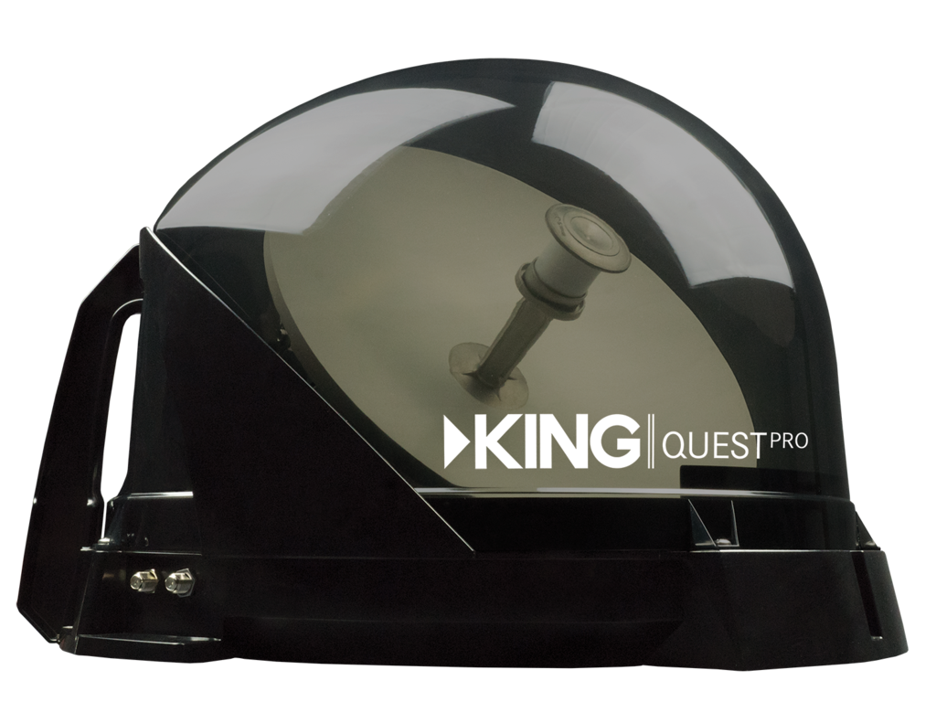 VQ4800 Quest Pro Portable Satellite by King Controls - DIRECTV