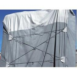 "Folding Pop-Up - Designer Series Tyvek® Plus Wind RV Covers - 14'1""-16'"