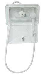 Shower Box With Single Lever Shower Valve