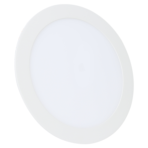 Rother 6W LED Recessed Panel Light Round