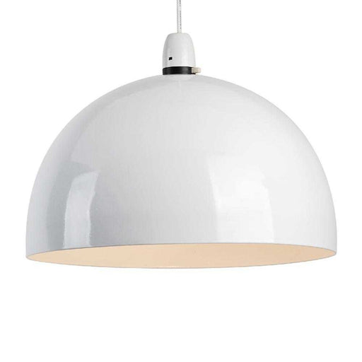 Curva Non Electric Pendant White