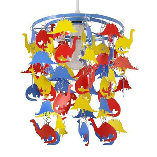 Dinosaurs Droplet Pendant Shade