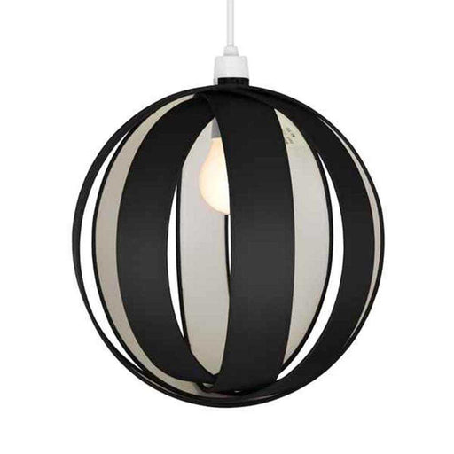 J90 Non Electric Pendant Shade Black