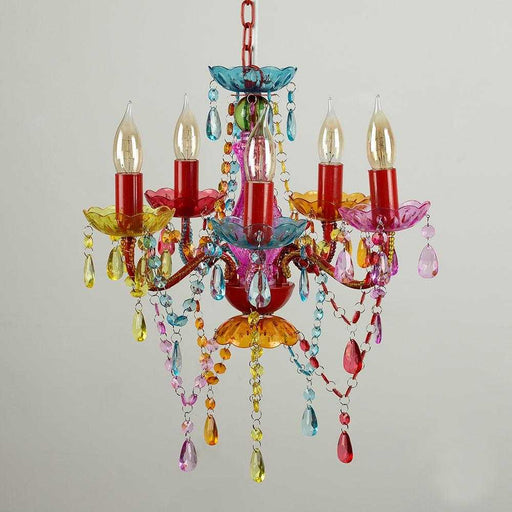 Mini Marie Therese 5 Way Chandelier Ceiling Light