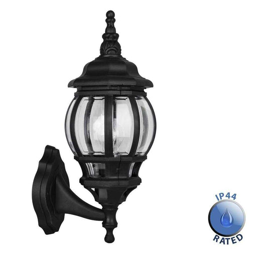IP44 Windsor Outdoor Up Down Wall Lantern Polypropylene