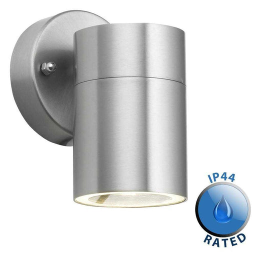 Barrow GU10 Down Light IP44 Wall Light Stainless Steel
