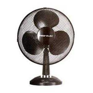 "12"" Black Desk Fan"