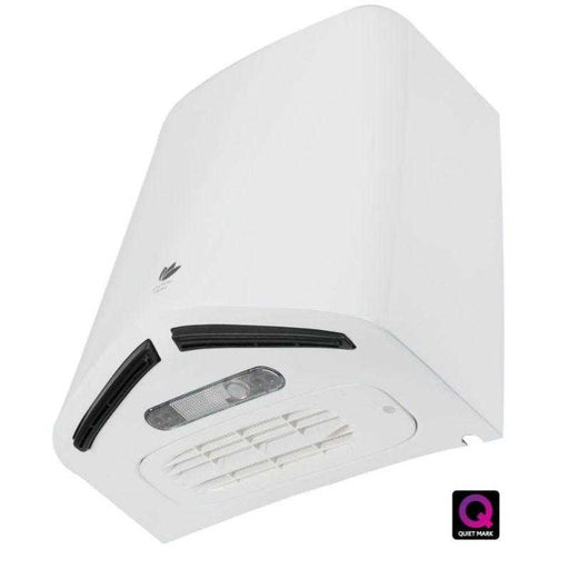 Intelligent DryFlow Viper Hand Dryer White