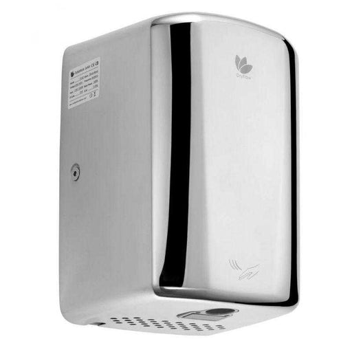 Intelligent Turboforce PLUS Hand Dryer Polished Chrome