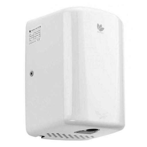 Intelligent Turboforce PLUS Hand Dryer White