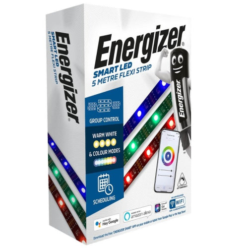 Energizer Smart LED Flexi Strip (5 Meter)