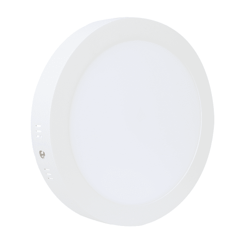 Rother 12W LED Surface Type Panel Round | West Midland Electrics