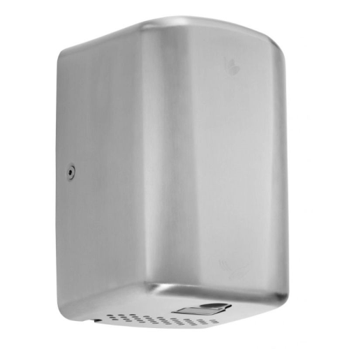 Intelligent Turboforce PLUS Hand Dryer Brushed Satin