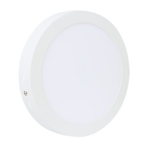 Rother 24W LED Surface Type Panel Round | West Midland Electrics