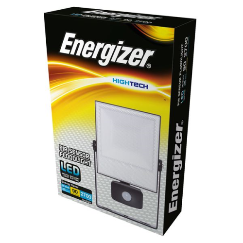 Energizer LED Sensor Floodlight - 30W S10932 | West Midland Electrics