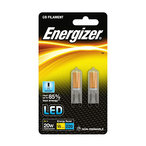 Energizer Filament Led G9 220Lm Daylight White Blister S13014