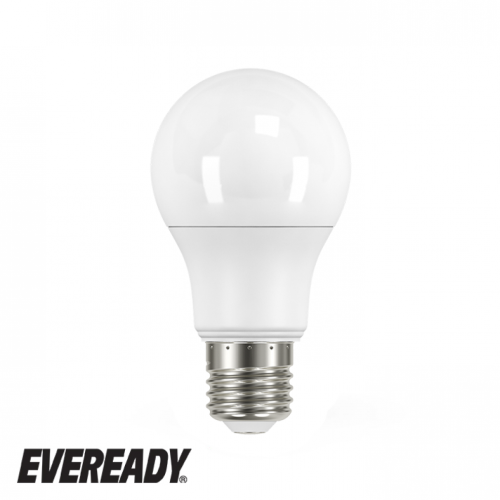 Eveready LED GLS 5.5W 480Lm E27 Daylight Boxed S13621 | West Midland Electrics