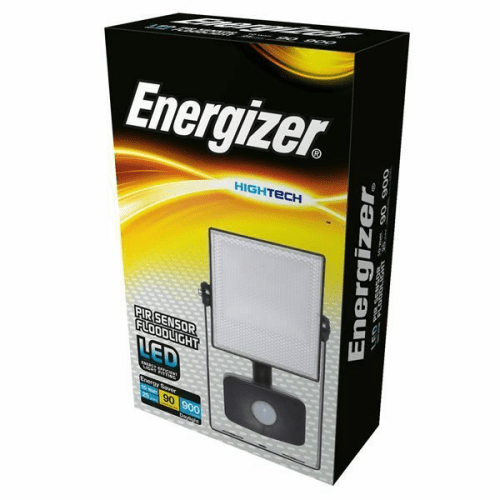 Energizer LED Sensor Floodlight - 10W S10928 | West Midland Electrics