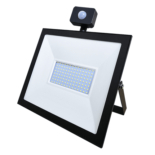 Rother SMD 50W LED Slim Floodlight With Sensor