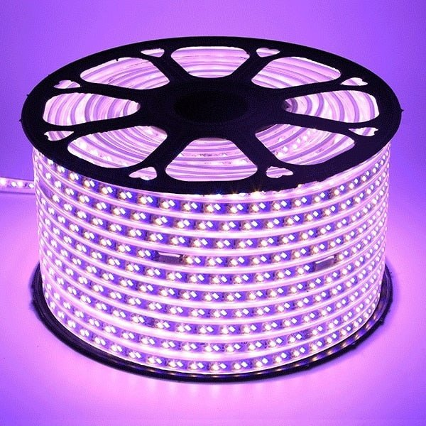 CX 240V LED Strip Light - Purple p/m