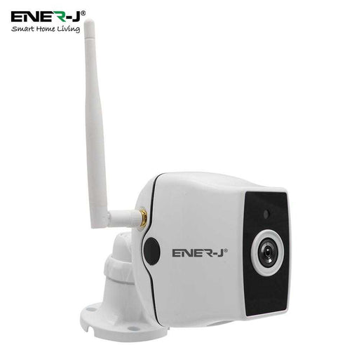 ENER-J Smart Premium Outdoor IP Camera, 2MP, 2 Way Audio