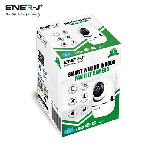 ENER-J Smart Indoor IP Robotic Camera 1.3MP