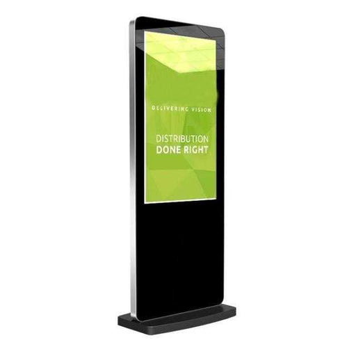 "Professional Free Standing 55"" Network Android Digital Poster L55W3"