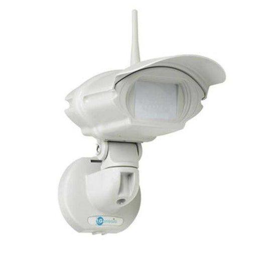 Genesis Wireless PIR Detectors Long wide range, coverage 30m out by 20m across. Dual pyroelectric sensors with AB zone filtering and pan European frequency transmitters