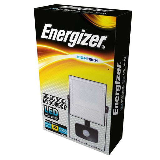 Energizer LED Sensor Floodlight - 20W S10930