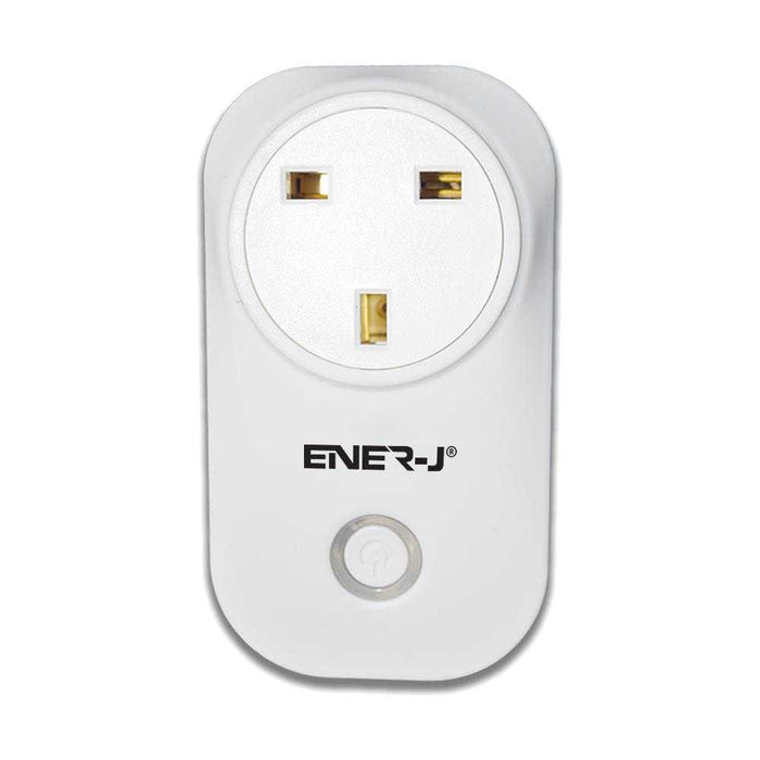 ENER-J Wifi Smart UK Plug with Energy Monitor