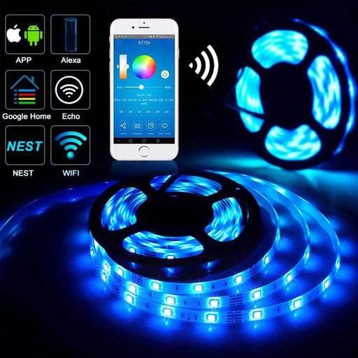 Ener-J Smart WiFi Color Changing LED Tape Kit