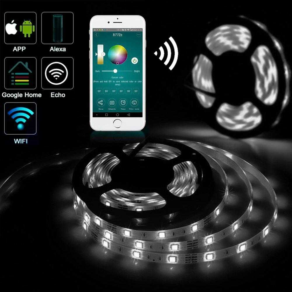 Ener-J Smart WiFi CCT Changing LED Tape Kit