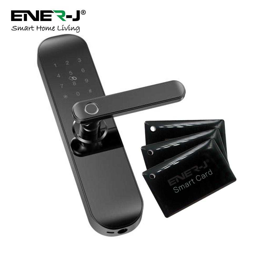Ener-J (Additional Touch Card For Smart Doorlock)