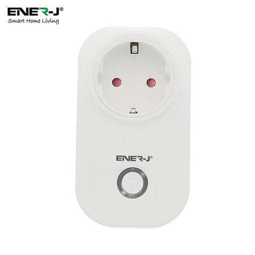 ENER-J Wifi Smart Euro Plug with Energy Monitor