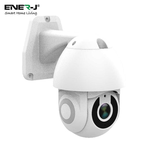 Ener-J Smart Wifi IP Outdoor Dome Camera PTZ IP65