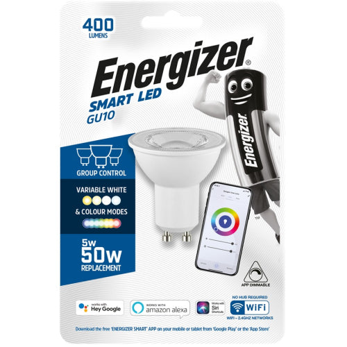 Energizer Smart LED GU10
