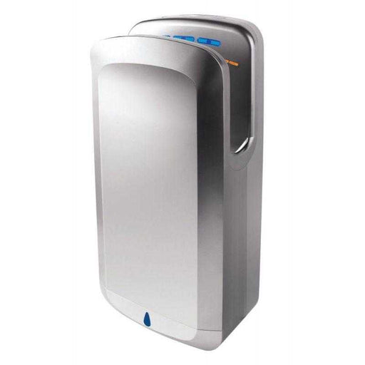 Intelligent Jet Force Junior Hand Dryer Silver