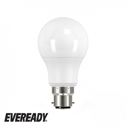 Eveready LED GLS 5.5W 480Lm B22 Daylight Boxed S13619