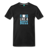 Image of Buy Floss Dance Floss Like A Boss T-Shirt: Shop top fashion brands - black