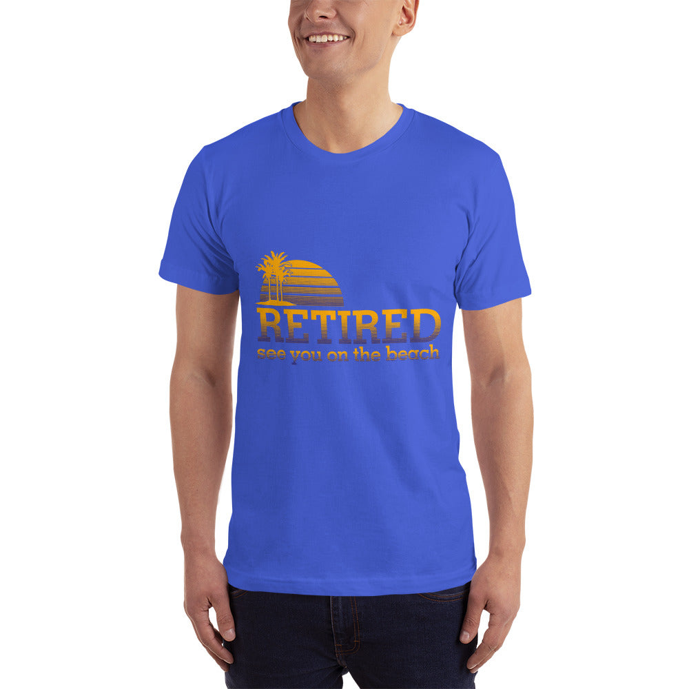 RETIRED See you in the Beach T-Shirt