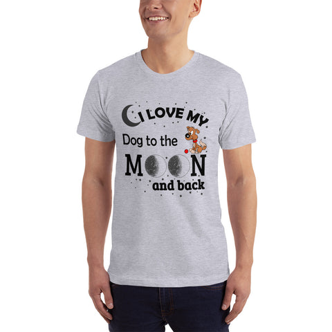 Love my Dog - Dogs Lover T-Shirt