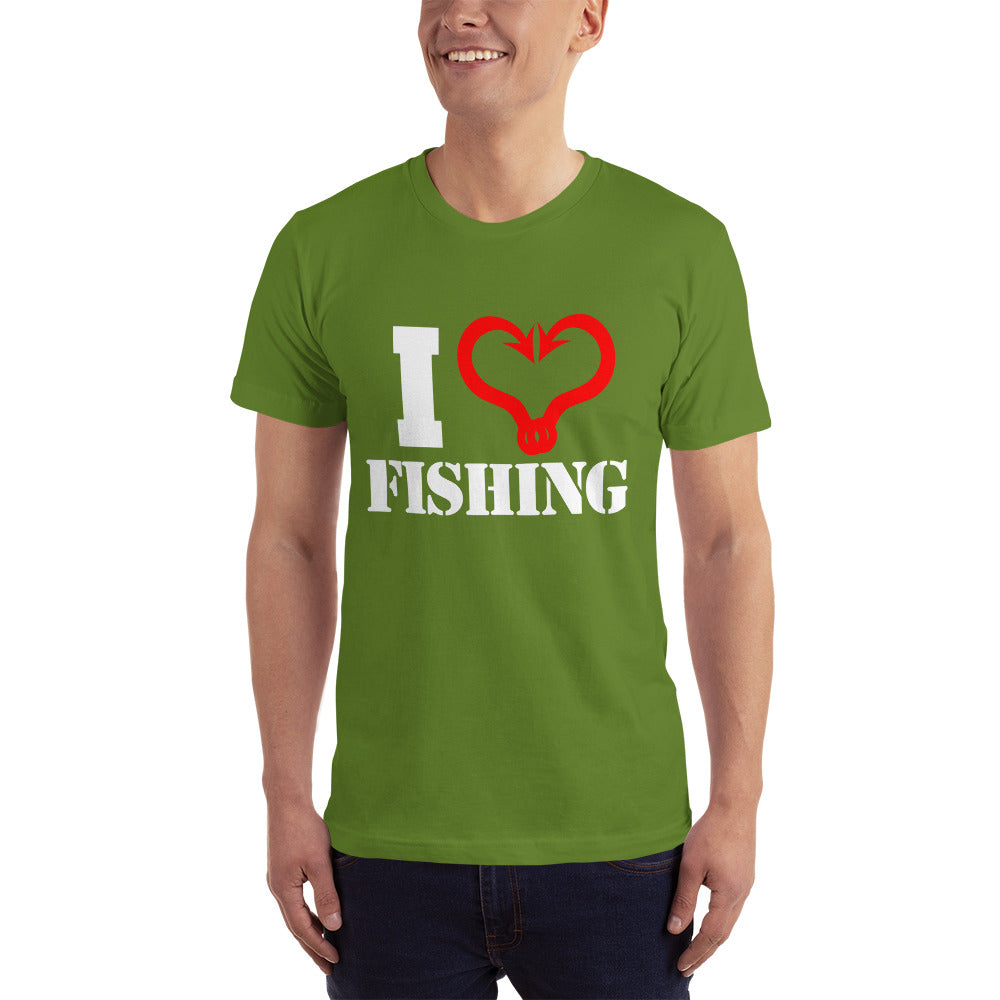 I Love Fishing 2019 T-Shirt