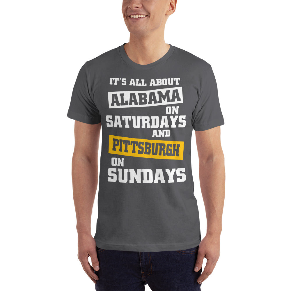 Its all about Alabama T-Shirt