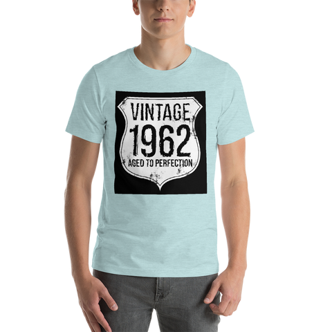 Vitage 1962 Short-Sleeve Unisex T-Shirt