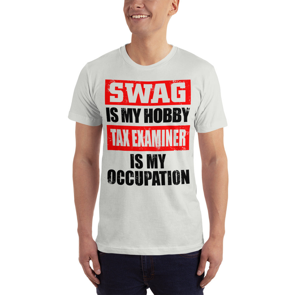 Swag is my Hobby - Hobby T-Shirt