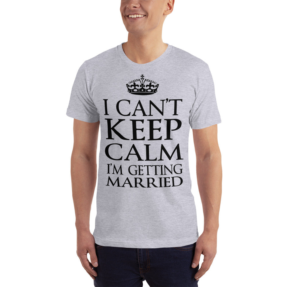 I am getting Married T-Shirt