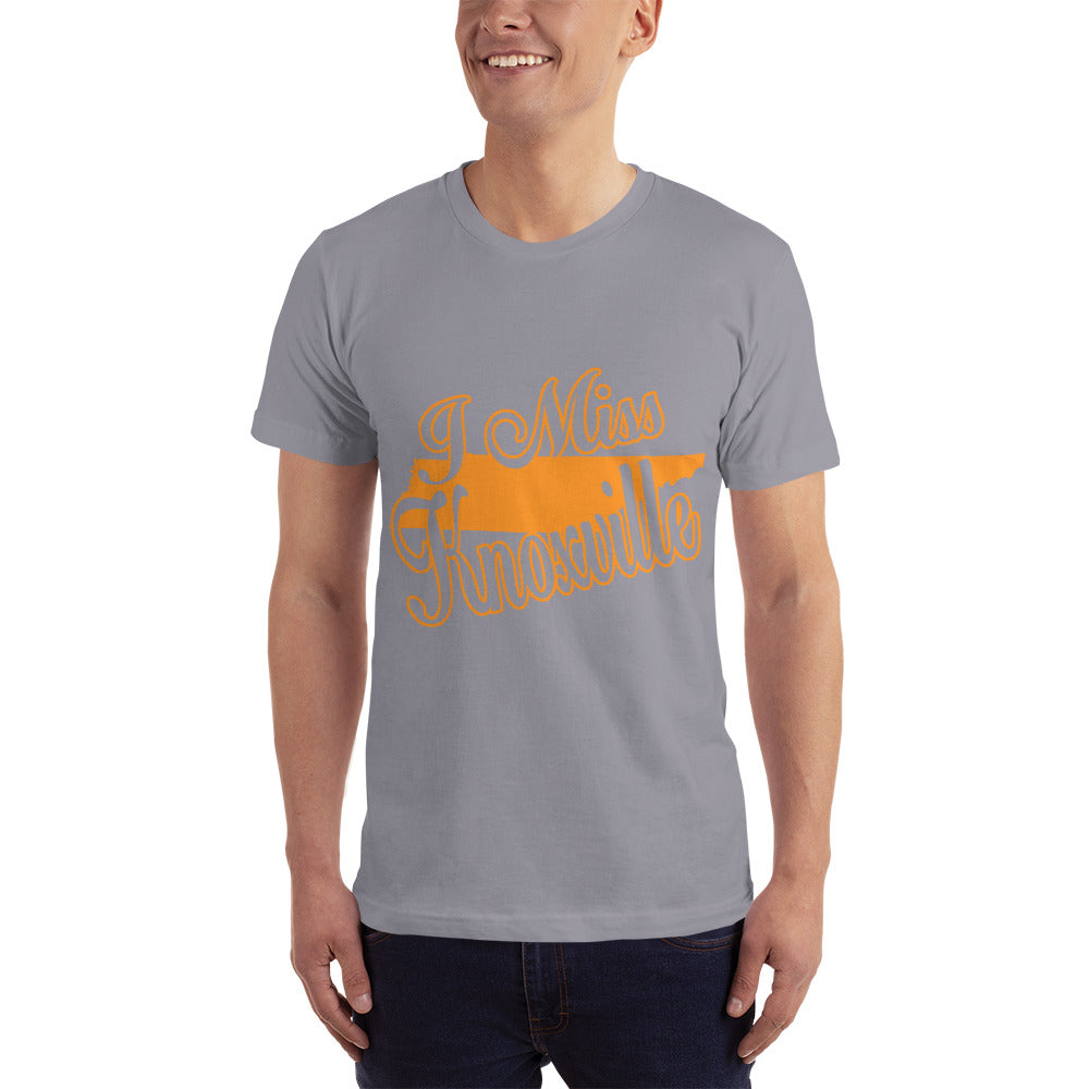 I Miss Knoxville - Knoxville Location Lover T-Shirt